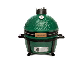 Aqua Quip Seattle Big Green Egg Charcoal BBQ Grill