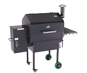Aqua Quip Seattle Green Mountain Grill Pellet Smoker BBQ Grill