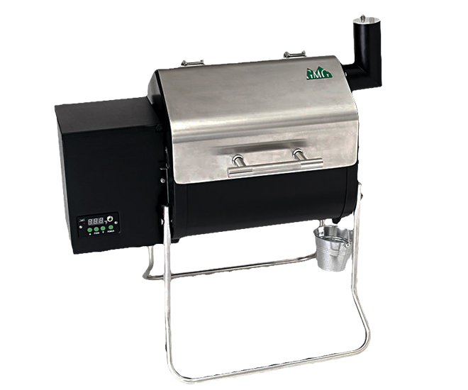 aqua quip seattle bbq retailer of quality green mountain grill davy crockett pellet smokers