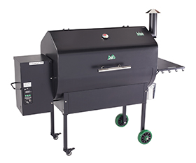 Green Mountain Grill Jim Bowie Pellet Smoker BBQ Grill