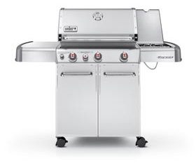 Weber Genesis S-330 Gas BBQ Grill