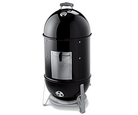 Weber Smokey Mountain Charcoal BBQ Grill