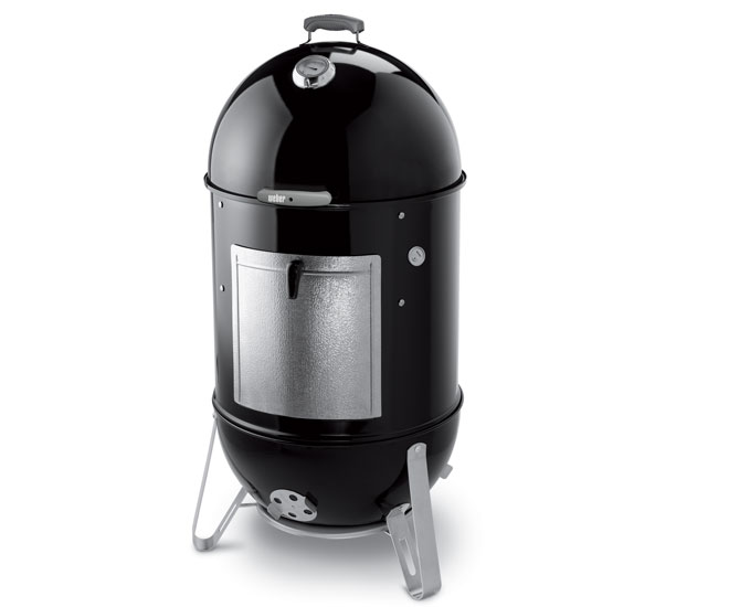 weber smoker smokey mountain 22in grill