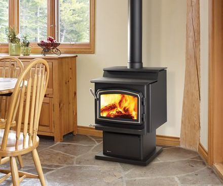 Regency S2400 Wood Stove Fireplace