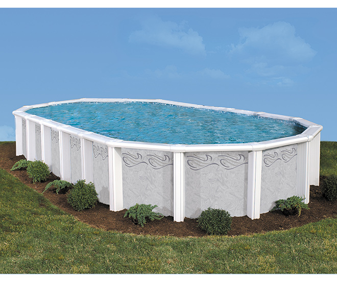 aqua quip seattle above ground pool retailer of doughboy pools